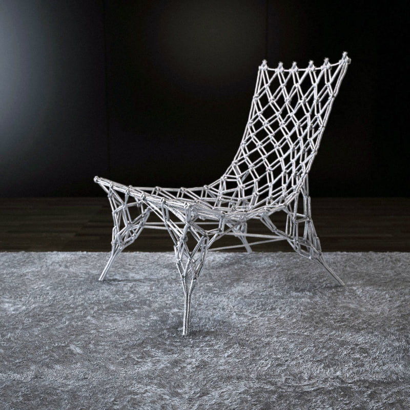 knotted chair max