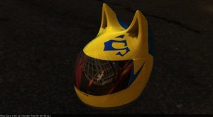 celty helmet 3d 3ds