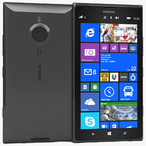 nokia lumia 1520 black max