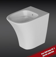 3d bathroom tap pm model