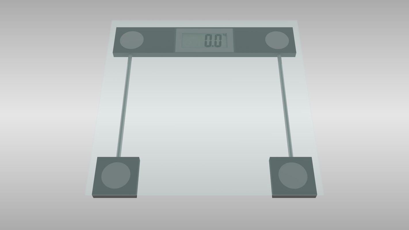 room scale 3d obj