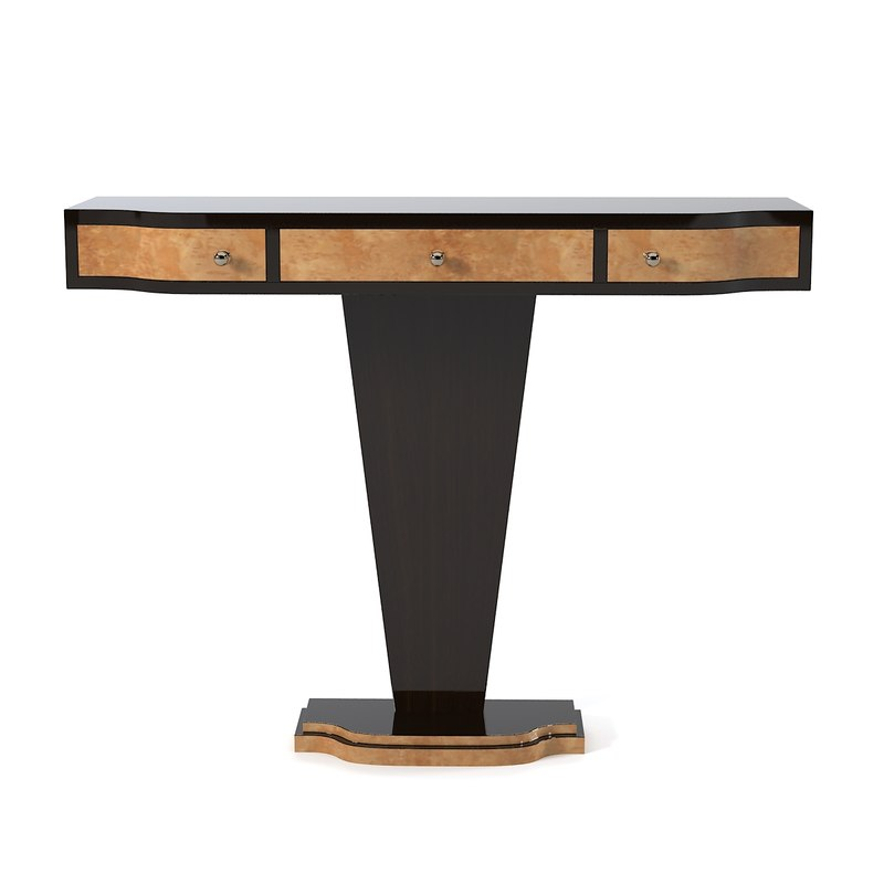 cygal console table max