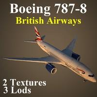 B788 BAW