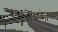 maya highway interchange