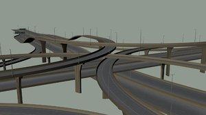maya highway interchange