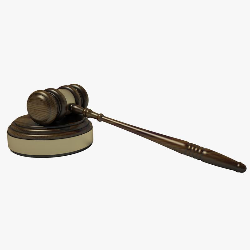 3d judge