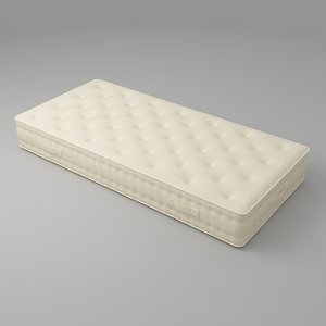 mattress furniture 3d obj