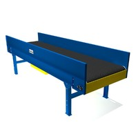 trash conveyor 3d max