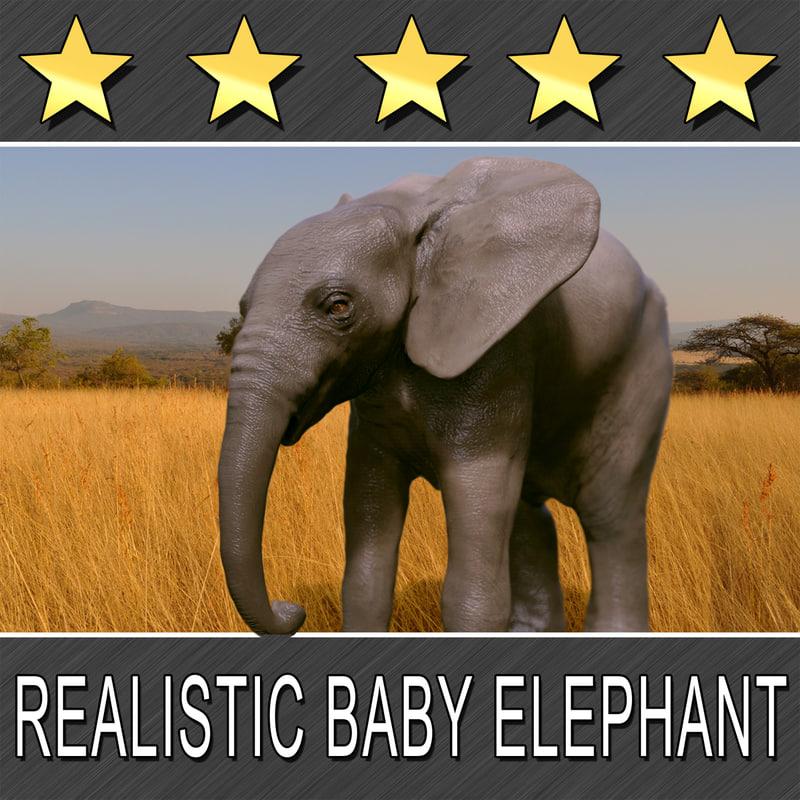 maya baby elephant