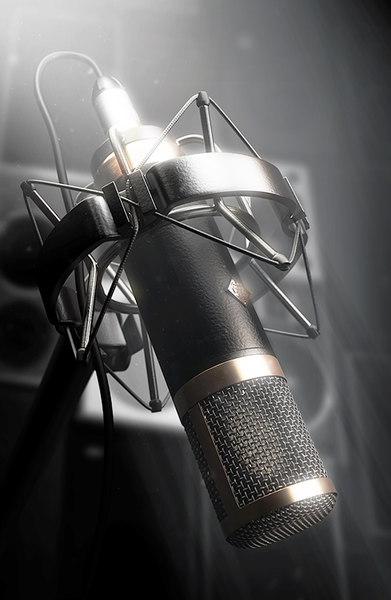 lwo microphone