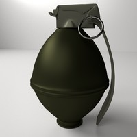 fragmentation grenade 3ds