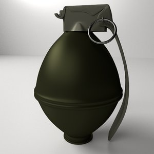 fragmentation grenade 3ds