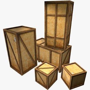 ma plywood cargo boxes