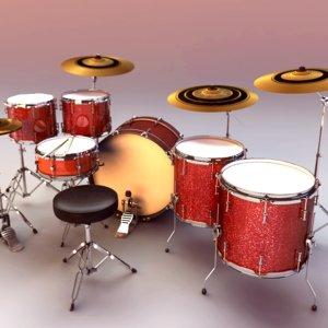 ma drum set