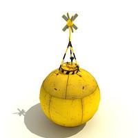 3ds ocean buoy