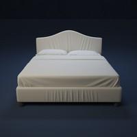 FLOU BED Peonia