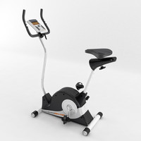 Body Coach Magnetic Exercise Bike with Ergometer