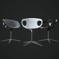 3ds max rin chair