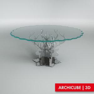 maya table cervino