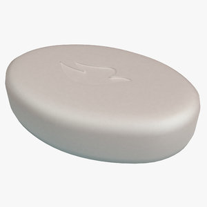 bar soap 3ds