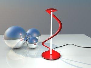 lamp ilumination 3ds