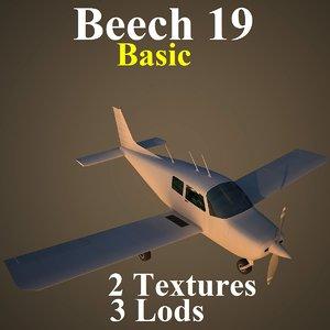 beech 19 sport basic max