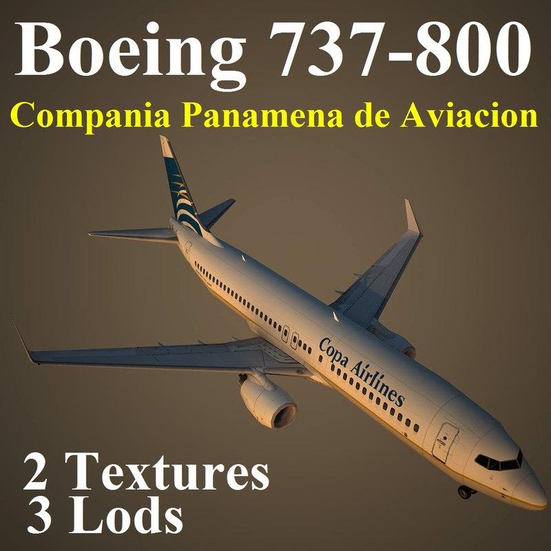 boeing 737-800 cmp max