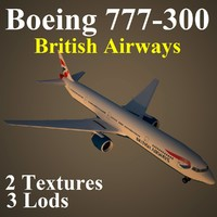 max boeing 777-300 baw
