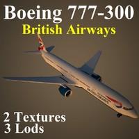 B773 BAW