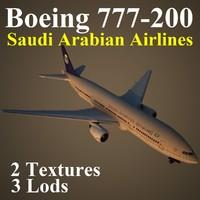 max boeing 777-200 sva