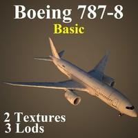 B788 Basic
