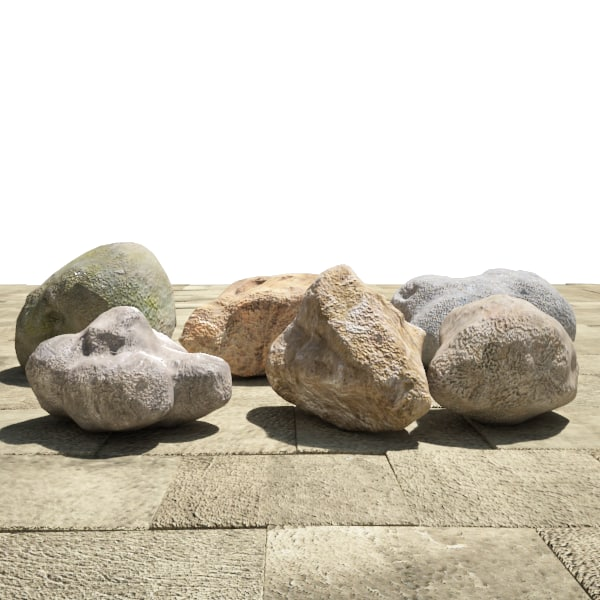 max pack rocks