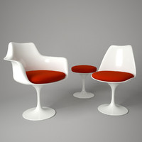 max tulip chair