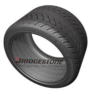 realistic car tire 3d 3ds