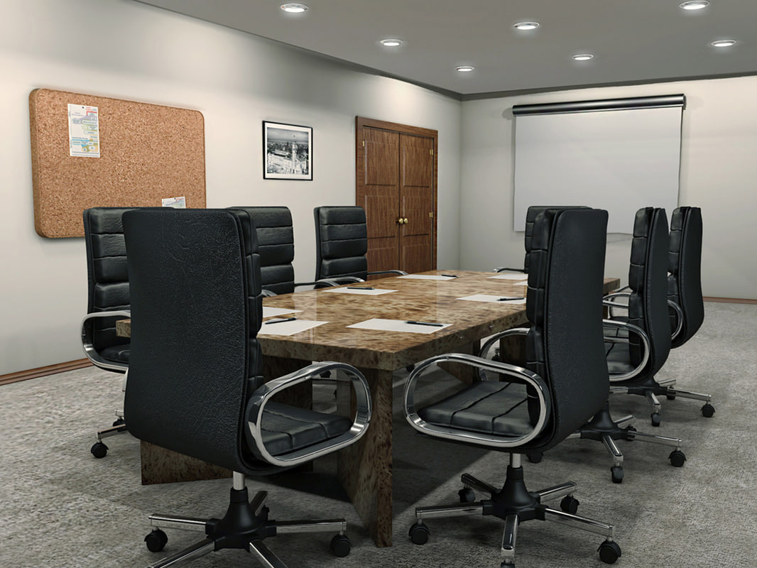 chair offices 3d model