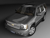 chevrolet tahoe gmt900 3ds