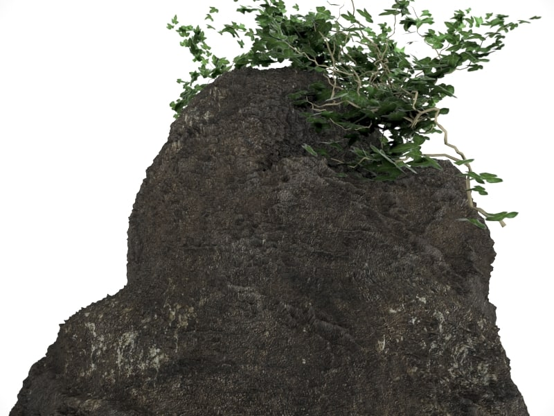 3ds rock hdri