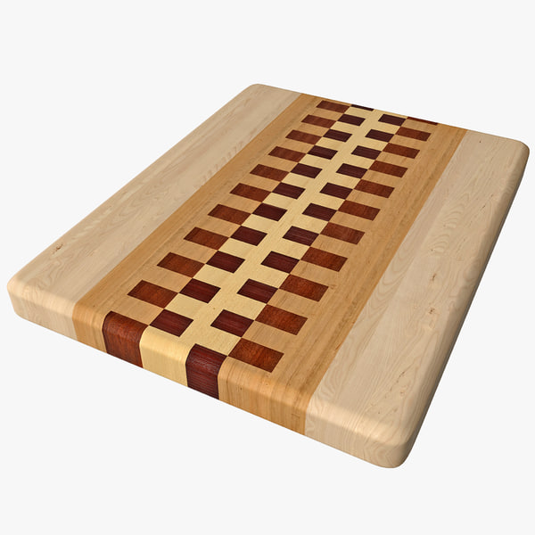 max wooden cutting board