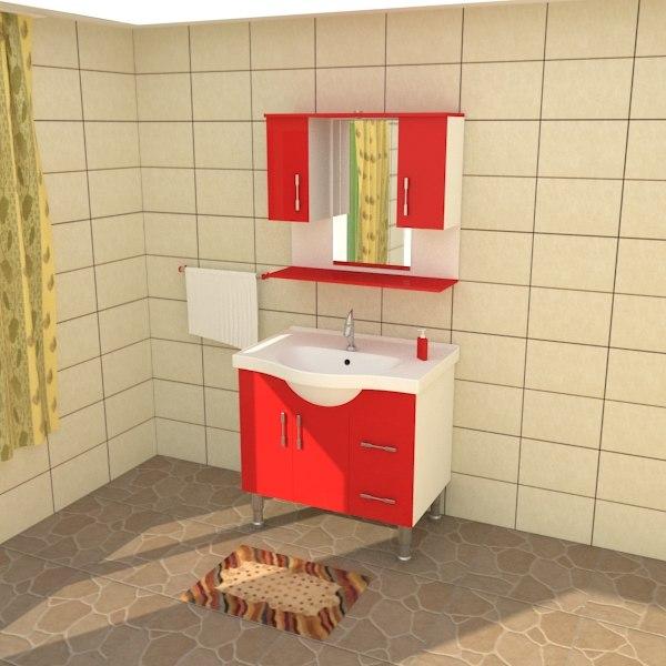 max banyo dolap