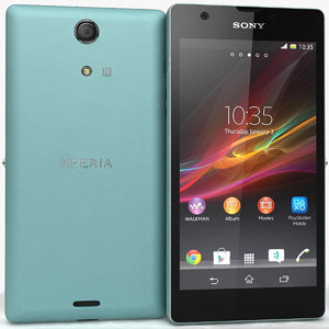 max sony xperia zr teal