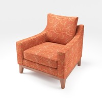 interior chair 3d max