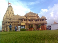 3d model somnath temple