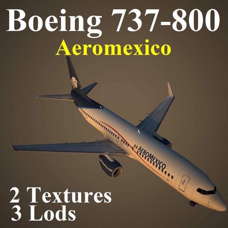 boeing 737-800 amx max