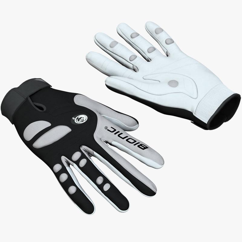 racquetball gloves 3d max
