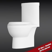 bathroom tap pm 3d model