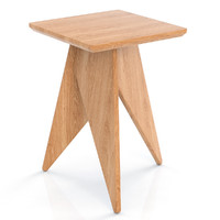 3d boconcept stool
