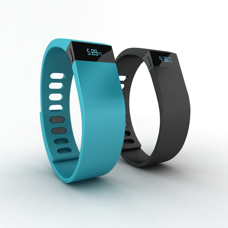 fitbit fitness miles 3d max