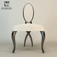 christopher guy chair 30-0094 3d model