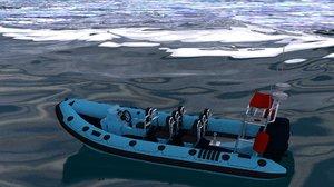 blend boat rescue