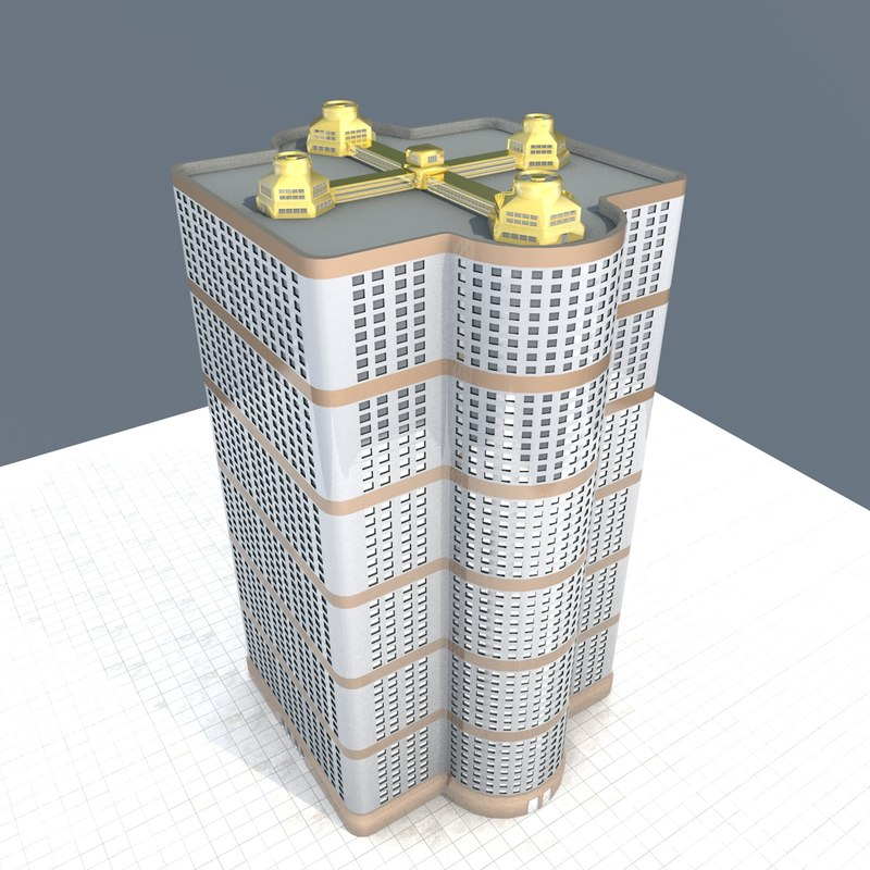 3ds buildings